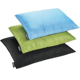 Cocoon Travel Pillow Wypełnienie puchowe 33x43cm, czarny